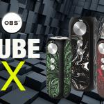 BATCH INF: 80W Cube X (OBS)