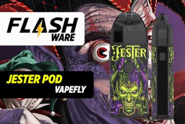 FLASHWARE : Jester Pod (Vapefly)