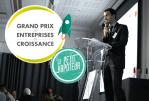 ECONOMIE: Het e-sigarettenbedrijf Le Petit Vapoteur wint de Grand Prix van groeibedrijven