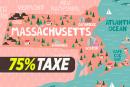 ÉTATS-UNIS : Une taxe de 75% sur l'e-cigarette sème la panique dans les boutiques du Massachusetts !