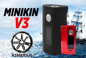INFORMAZIONI SUL LOTTO: Minikin V3 (Asmodus)