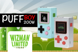 BATCH INFO: Puff Boy 200W (Wizman)