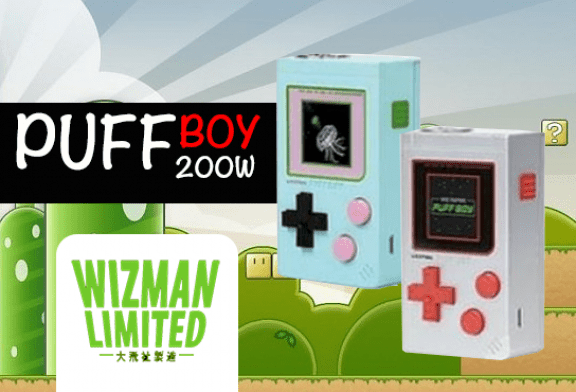 INFO BATCH : Puff Boy 200W (Wizman)