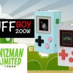 INFORMACIÓN DEL LOTE: Puff Boy 200W (Wizman)