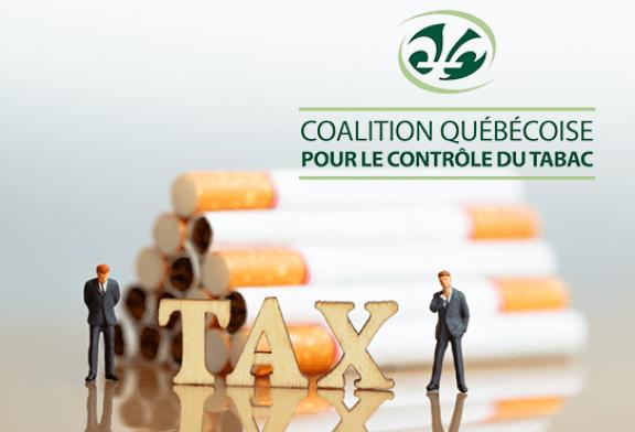 КАНАДА: Квебекская коалиция требует повышения налогов на табачные изделия!
