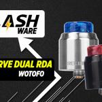 FLASHWARE:Recurve Dual RDA(Wotofo)
