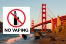 ארצות הברית: סן פרנסיסקו, העיר הראשונה בארץ לאסור מכירה של סיגריות אלקטרוניות!