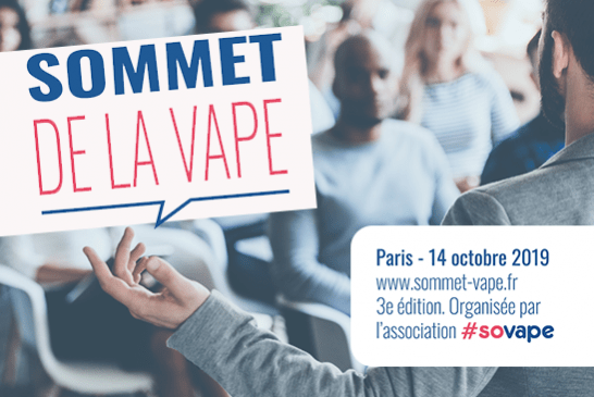 TOP OF THE VAPE: An 3th edition in October 2019, a whole program!