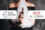 """FRANCE : L'e-cigarette, le """"meilleur produit pour sortir du tabac"""" selon le président de SOS Addiction !"""