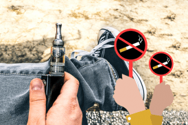 研究:使用电子烟对年轻人的吸烟有益!