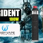 ΠΛΗΡΟΦΟΡΙΕΣ ΠΑΡΤΙΔΑΣ: Trident 100W Αδιάβροχο (Vandy Vape)