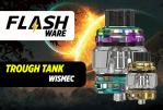 ПРОГРАММНОЕ ОБЕСПЕЧЕНИЕ: Trough Sub Ohm Tank 6.5ml (Wismec)
