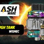 FLASHWARE : Trough Sub Ohm Tank 6.5ml (Wismec)