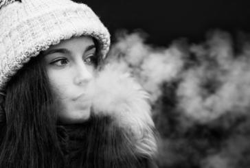 SALUTE: un forte calo del fumo e un appello allo svapo per gli studenti delle scuole superiori