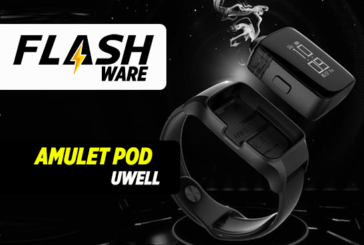 FLASHWARE: Amulet Watch Pod (Uwell)