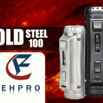 מידע נוסף: Cold Steel 100 (Ehpro / AmbitionZ)
