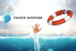 """PERSBERICHT: Voor Frankrijk Vapotage """"Vapen redt levens, WIE vergeet het"""""""
