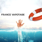 """PERSBERICHT: Voor Frankrijk Vapotage """"Vape redt levens, die vergeet het"""""""