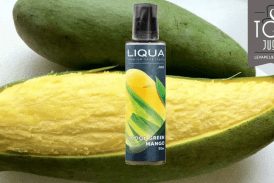 Revue / Test: מגניב ירוק מנגו על ידי Liqua