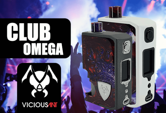 INFO BATCH : Club Omega (Vicious Ant)