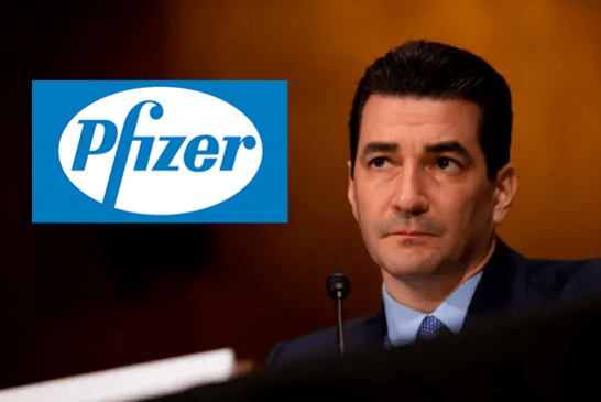 UNITED STATES: Scott Gottlieb, FDA resignation and vape critic joins Pfizer!