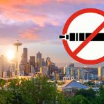 """ΗΠΑ: Απαγορεύεται το ηλεκτρονικό τσιγάρο στο Σιάτλ; Τα καταστήματα ξεσηκώνονται και λένε """"ΟΧΙ""""!"""