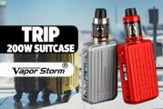 CHARGENBEZEICHNUNG: Trip 200W Suitcase TC (Vapor Storm)