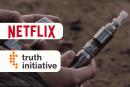 TOBAC:Netflix宣布将有更多的卷烟(和电子烟?)在未来的制作中