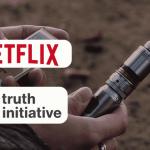 TABAK: Netflix kondigt aan dat er meer sigaretten (en e-sigaretten?) Zullen zijn in toekomstige producties