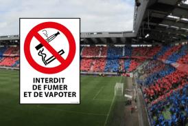 SPORT: lo stadio Michel d'Ornano di SM Caen diventa non fumatori e non svapante!