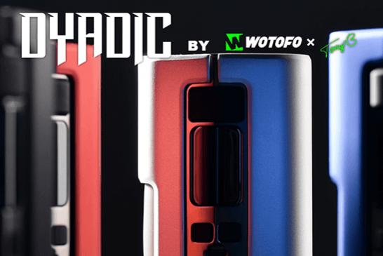 INFO BATCH : Dyadic Squonk (Wotofo)
