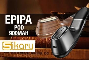 批量信息:Epipa Pod 900mAh(Sikary)