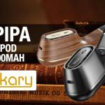 BATCH INFO: Epipa Pod 900mAh (Sikary)