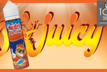 REVUE / TEST : Mister Popcorn par O'Juicy