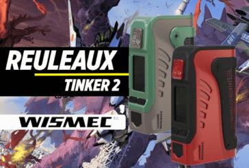 INFORMAZIONI SUL LOTTO: Reuleaux Tinker 2 (Wismec)