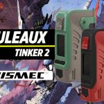 ΠΛΗΡΟΦΟΡΙΕΣ ΠΑΡΤΙΔΑΣ: Reuleaux Tinker 2 (Wismec)