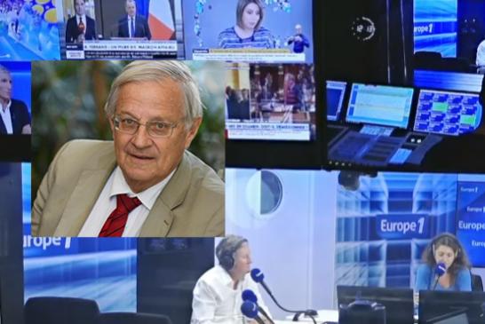 "EUROPE 1: For Professor Dautzenberg, ""The electronic cigarette is innocent""!"