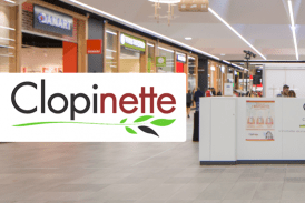 ECONOMIA: la gigantesca sigaretta elettronica Clopinette assicura la sua egemonia con l'apertura di un negozio 100me in Francia!