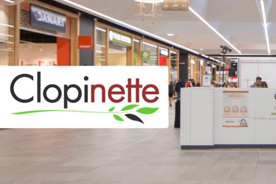 ЭКОНОМИКА: Гигантская электронная сигарета Clopinette обеспечивает свою гегемонию с открытием магазина во Франции 100éme!
