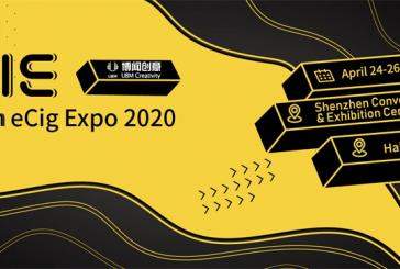 Shenzhen E-CIG 2020 Expo - Σενζέν (Κίνα)