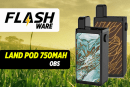 FLASHWARE: Land Pod 750mAh (OBS)