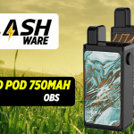 FLASHWARE:Land Pod 750mAh(OBS)