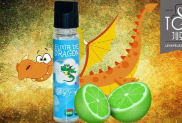 REVUE / TEST : Elixir de Dragon (with Puf Puf) par Laboravape