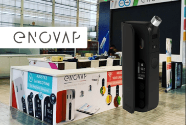 TECHNOLOGY: Enovap, a smart e-cigarette with many improvements!