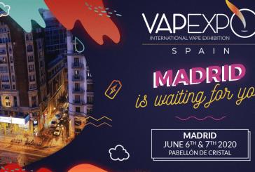 VAPEXPO SPAIN – Madrid (Espagne)