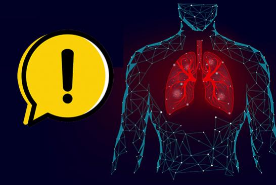 ΜΕΛΕΤΗ: Η χρήση του ηλεκτρονικού τσιγάρου που προκαλεί φλεγμονή των πνευμόνων;