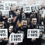 ETATS-UNIS : « We Vape, We Vote », quand les vapoteurs menacent la politique !
