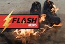 A DESTRA: Esplosione di una sigaretta elettronica in tasca ... Si lamenta!