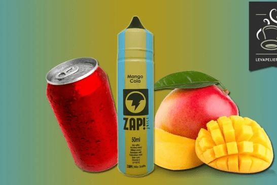 ОБЗОР / ТЕСТ: Манго Кола (Vintage Cola Range) от ZAP JUICE