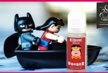 REVIEW / TEST: Wonder (Juice Heroes range) by Liquideo